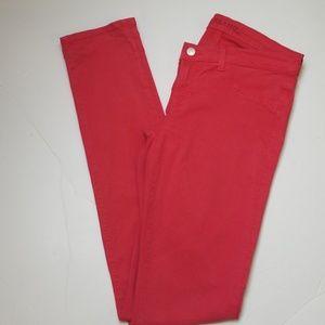 J Brand pencil Leg jeans size 28
